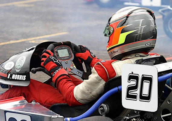 250 National Gearbox Karting